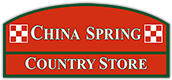 China Spring Country Store Logo