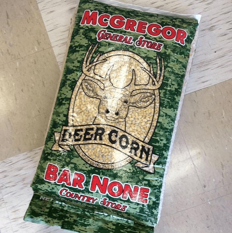 deer corn sale